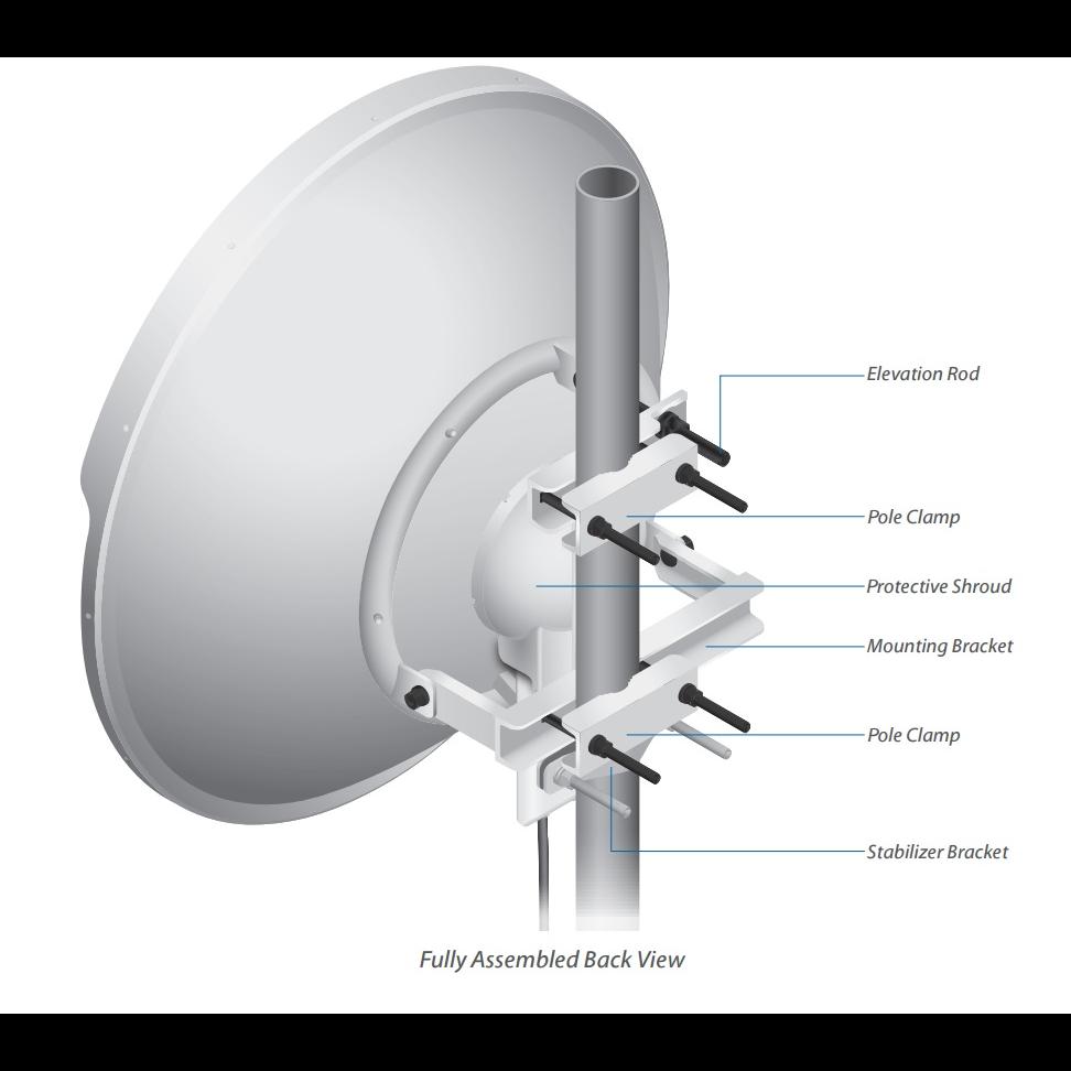 Антенна Ubiquiti RocketDish 5G31-AC
