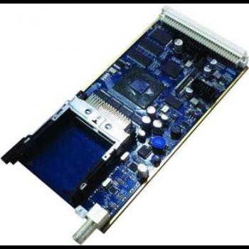 Карта однотюнерного DVB-S/S2 демодулятора 2xCI слота S225CI1 TANTRAX
