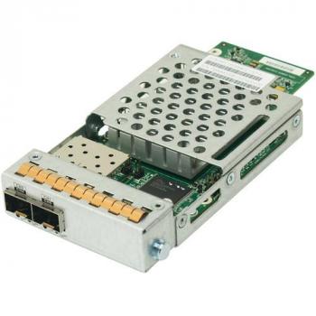 Модуль расширения Infortrend EonStor / EonStor DS / EonNAS 3000-1/EonNAS 1000-1  host board with 2 x 10Gb iSCSI (SFP+) ports