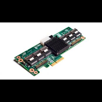 Адаптер дискового массива Intel RES2SV240  расширитель RAID, SAS6G, 24 порта