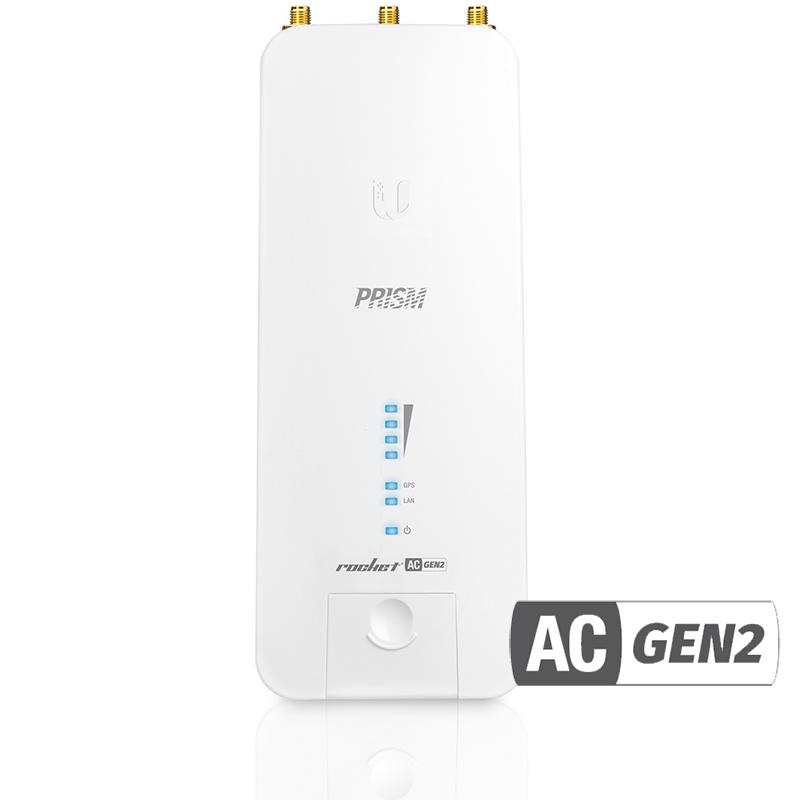 Toчка доступа Ubiquiti  Rocket Prism 5AC Gen 2