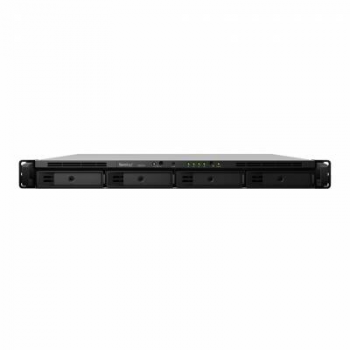"NAS-сервер Synology RackStation RS818RP+, 4xHDD3,5"", 4х1000Base-T, два БП, без дисков"