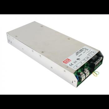 RSP-1000-24 Мощный блок питания в защитном кожухе 24В, 40А, 960Вт Mean Well