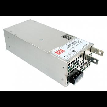 RSP-1500-12 Мощный блок питания в защитном кожухе 12В, 125А, 1500Вт Mean Well