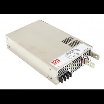 RSP-3000-12 Мощный блок питания в защитном кожухе 12В, 200А, 2400Вт Mean Well