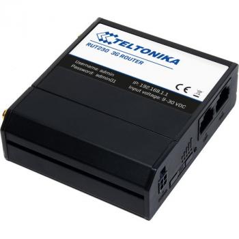 Промышленный Wi-Fi/3G маршрутизатор Teltonika RUT230