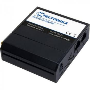 Промышленный Wi-Fi/4G маршрутизатор Teltonika RUT240