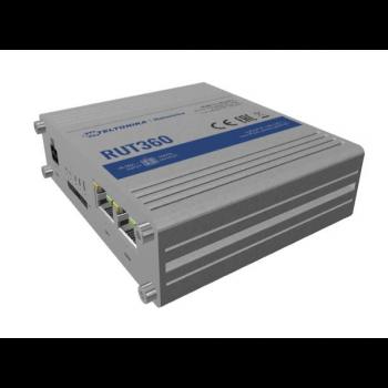 Промышленный Wi-Fi/4G маршрутизатор Teltonika RUT360 (LTE cat.6)