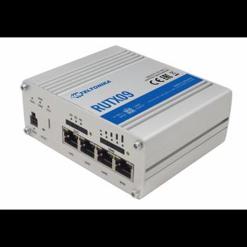 Промышленный 4G маршрутизатор Teltonika RUTX09 (в комплекте 2 х LTE-антенны, GNSS-антенна)