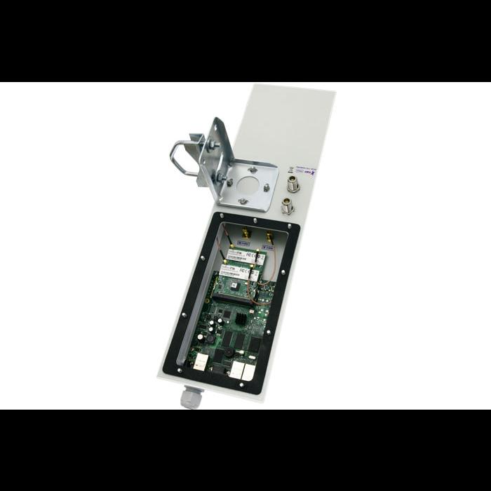 Антенна секторная Cyberbajt, 2.4-2.5 ГГц, 15dBi, 180°, BOX