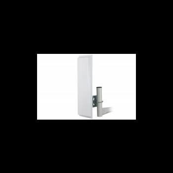 Антенна секторная Cyberbajt, 4.9-6.1ГГц, 21dBi, 60°, двухполяризационная
