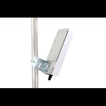 Антенна секторная Cyberbajt, 4.9-6.1 ГГц, 17dBi,  90° BOX, двухполяризационная