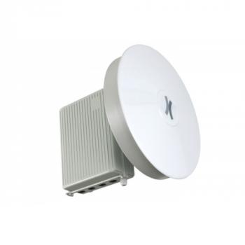 Антенна параболическая Cyberbajt, 4.9 - 6.2 ГГц, 23dBi, двухполяризационная в алюминевом корпусе