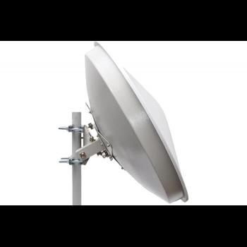 Антенна параболическая Cyberbajt, 5,4-6,45 ГГц, 28d Bi, двухполяризационная