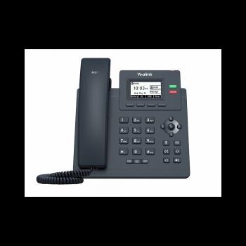 IP-телефон Yealink SIP-T31, 2 аккаунт, БП