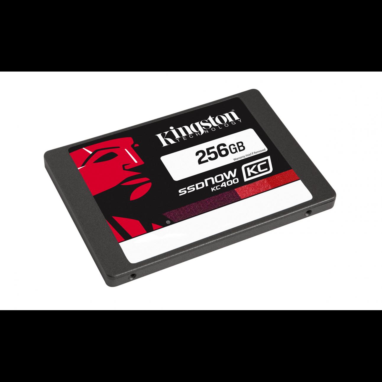 Накопитель Kingston 256GB SSDNow KC400 Drive SATA3 2.5