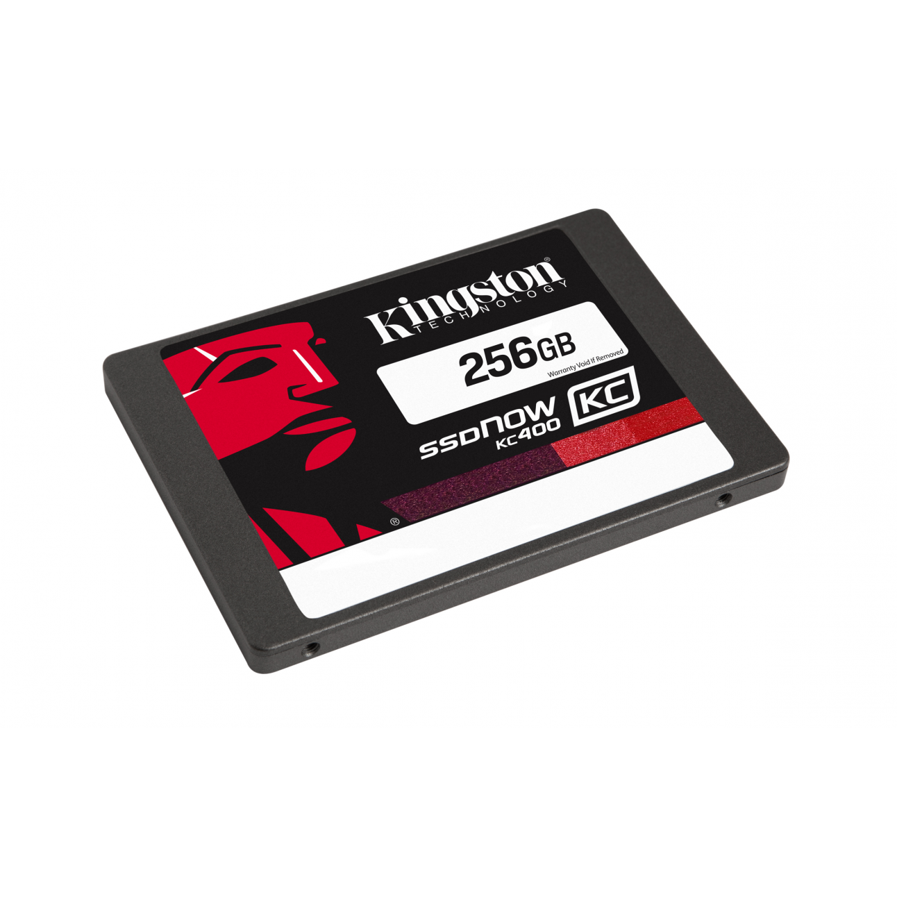Накопитель Kingston 256GB SSDNow KC400 Drive SATA3 2.5