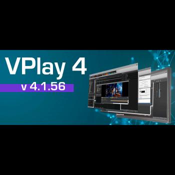 VPlay v4 SD to SD+HD (апгрейд)