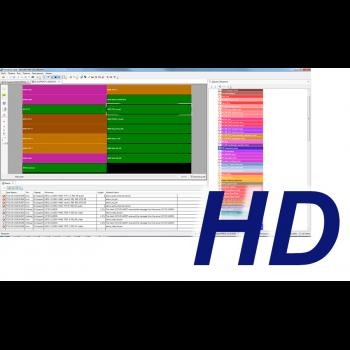 MultiScreen инструментальный контроль ТВ каналов HD разрешения (1 канал)