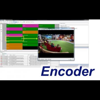 Модуль кодирования/транскодирования входных каналов (1 канал)
