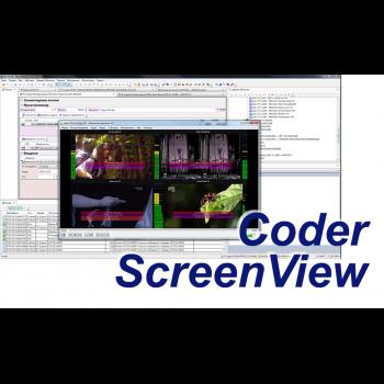 "Модуль кодирования ""мозаики"" ScreenView coder (1 канал)"