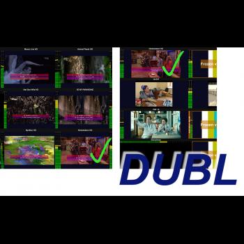 Лицензия на доп. окно визуализации тв канала (1 канал)