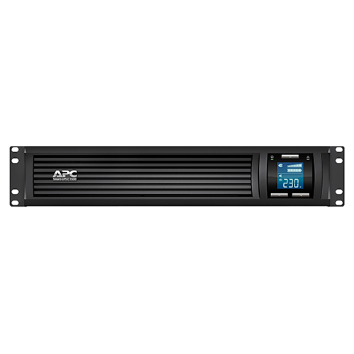 Источник бесперебойного питания Smart-UPS C 1500VA 2U LCD 230V SMC1500I-2U