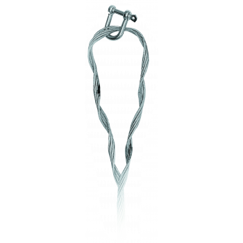 Зажим натяжной спиральный SNR-НСО-2-5,0/5,5