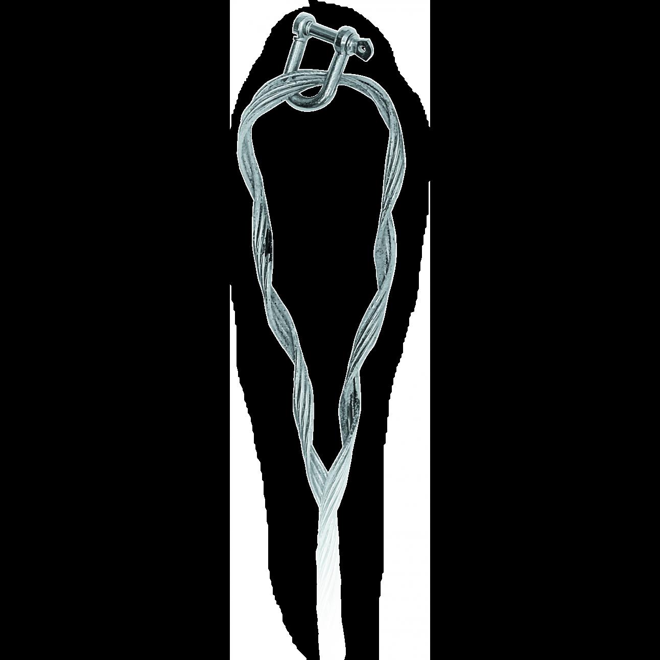 Зажим натяжной спиральный SNR-НСО-4-5,0/5,5К