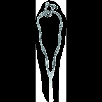 Зажим натяжной спиральный SNR-НСО-4-7,3/8,8К