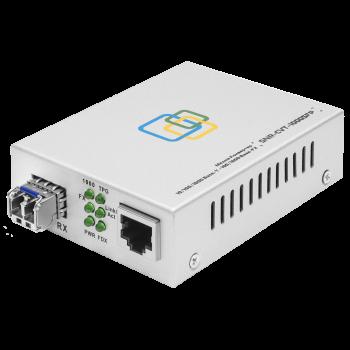 Медиаконвертер SNR-1000LX