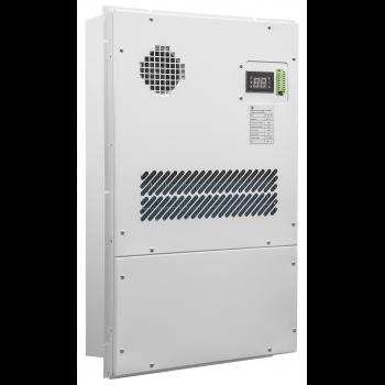 Кондиционер для установки в уличный шкаф, холодопроизводительность1500Вт, со встроенным электрическим калорифером, 220В переменного тока (уценка, без