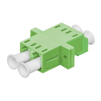 Адаптер проходной SNR LC/APC SM дуплексный