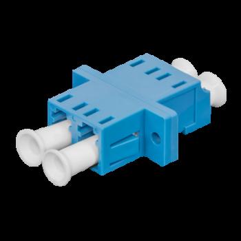 Адаптер проходной SNR LC-LC SM дуплексный