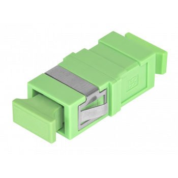 Адаптер проходной SNR SC/APC-SC/APC (без фланца)