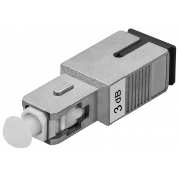 Аттенюатор SNR-ATT-MF-SC-03dB (Male-Female)