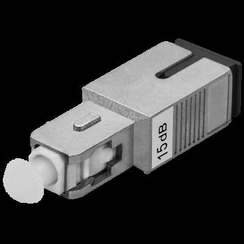 Аттенюатор SNR-ATT-MF-SC-15dB (Male-Female)