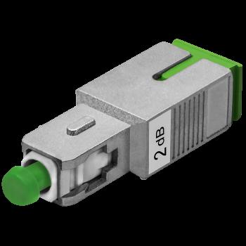 Аттенюатор SNR-ATT-MF-SC/APC-02dB (Male-Female)