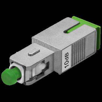 Аттенюатор SNR-ATT-MF-SC/APC-10dB (Male-Female)
