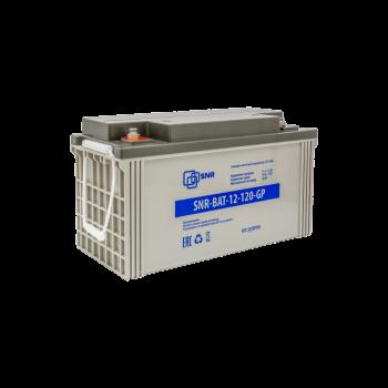 Свинцово-кислотный аккумулятор 12В 120Ач (SNR-BAT-12-120-GP)
