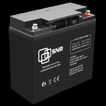 Свинцово-кислотный аккумулятор 12 В 18 Ач (SNR-BAT-12-18-GP)