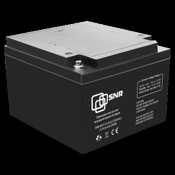 Свинцово-кислотный аккумулятор 12 В 26 Ач (SNR-BAT-12-26-GP)