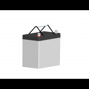 Свинцово-кислотный аккумулятор 12В 55Ач (SNR-BAT-12-55-LGP)