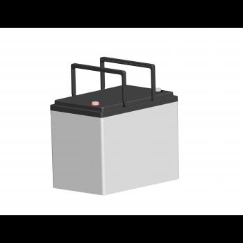Свинцово-кислотный аккумулятор 12В 75Ач (SNR-BAT-12-75-LGP)
