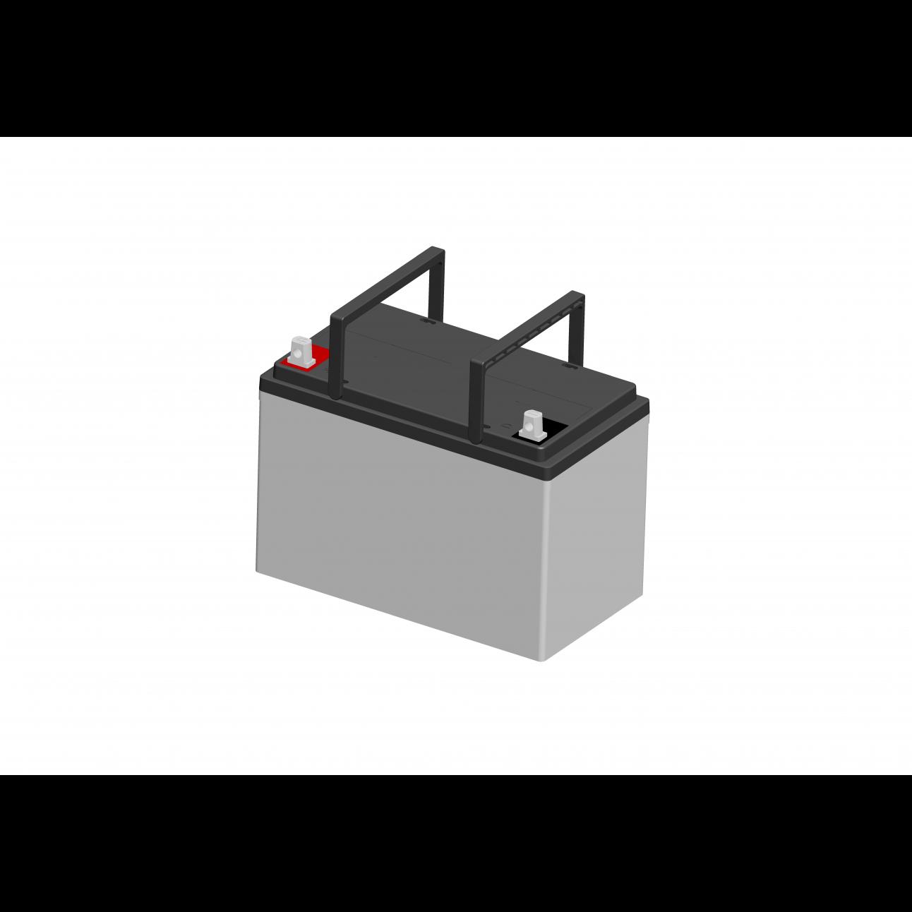 Свинцово-кислотный аккумулятор 12В 90Ач (SNR-BAT-12-90-LGP)