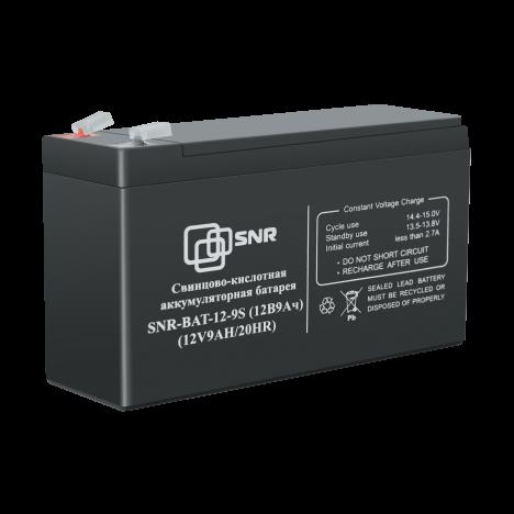 Аккумуляторная батарея SNR-BAT-12-9S для ИБП (уценка)