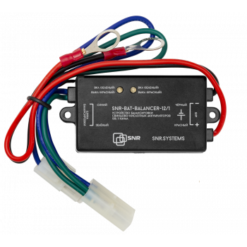 Устройство балансировки свинцово-кислотных аккумуляторов 12В, 1 канал