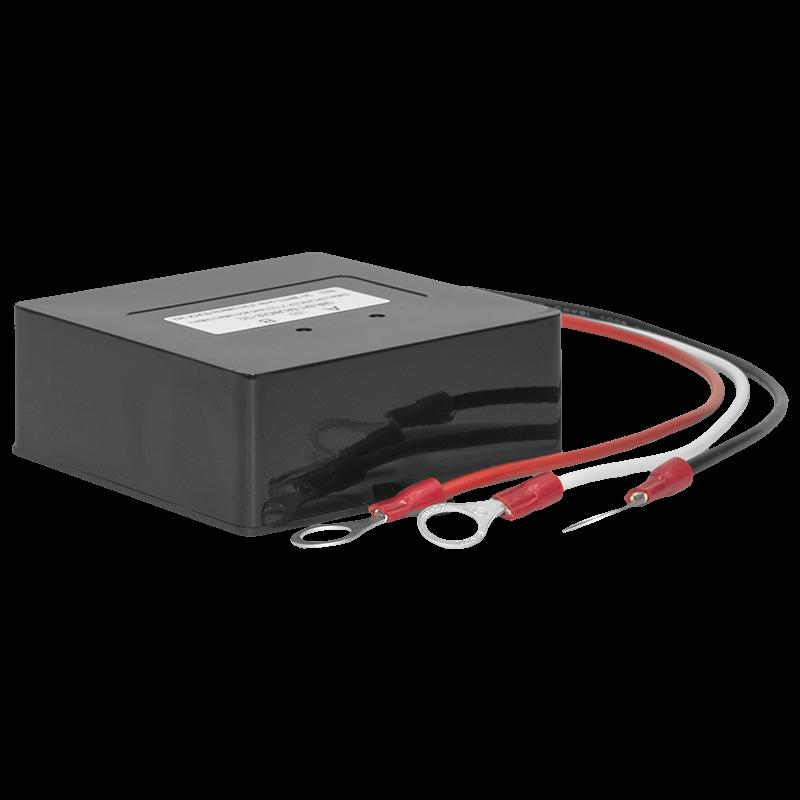 Устройство балансировки свинцово-кислотных аккумуляторов 12В, 2 канала