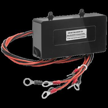 Устройство балансировки свинцово-кислотных аккумуляторов 12В, 4 канала