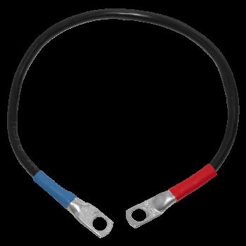 Перемычка для соединения свинцово-кислотных аккумуляторов 20 см 10 кв.мм под M8